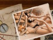 ワンピースのエロい画像集143