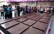 Armenia Biggest Chocolate