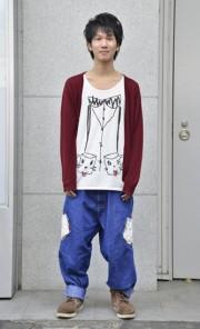 死んでも理解できない男のファッション141