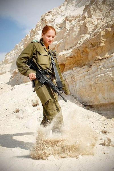 イスラエル軍の女性兵士139