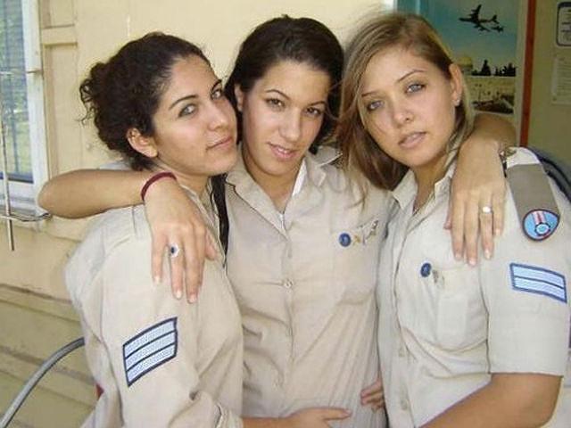 イスラエル軍の女性兵士147