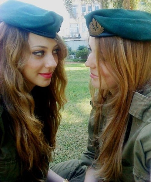 イスラエル軍の女性兵士158