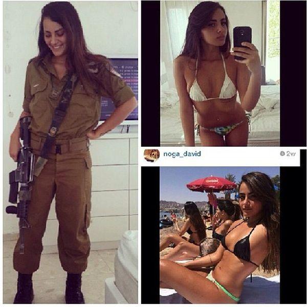 イスラエル軍の女性兵士31