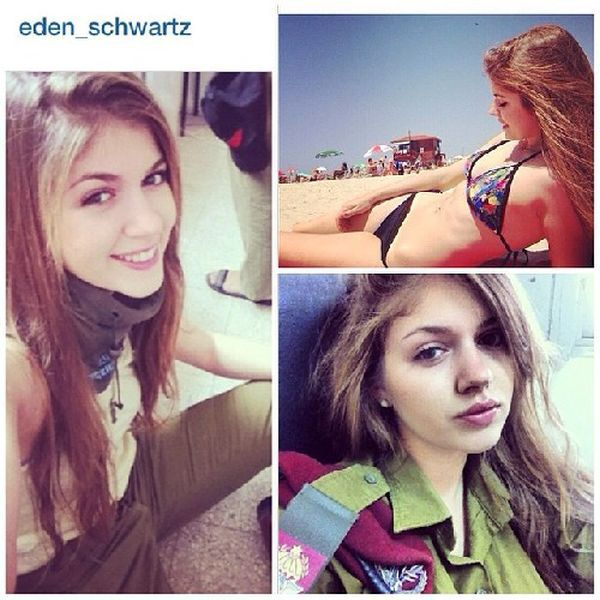 イスラエル軍の女性兵士39