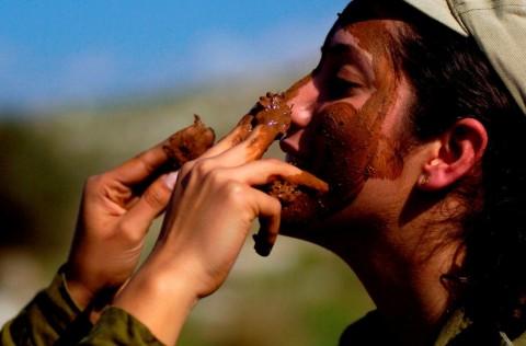 イスラエル軍の女性兵士40