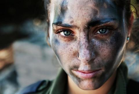 イスラエル軍の女性兵士46