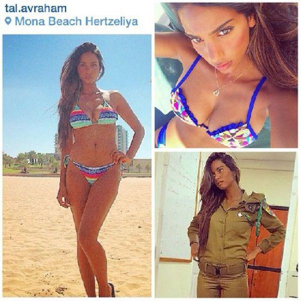 イスラエル軍の女性兵士67