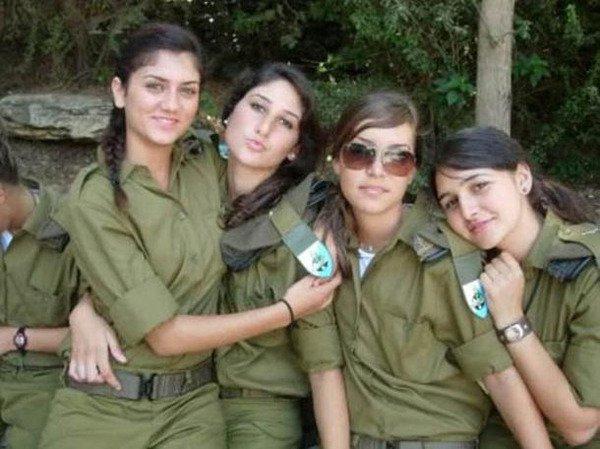 イスラエル軍の女性兵士79