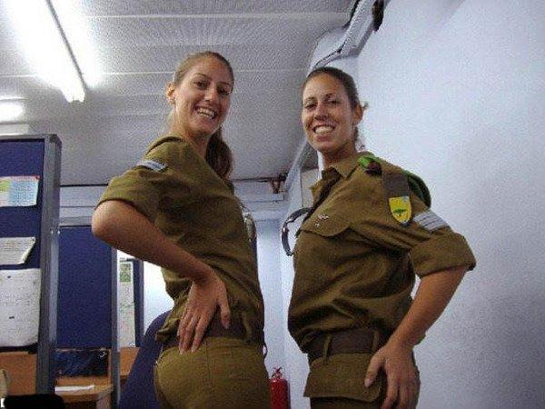 イスラエル軍の女性兵士81