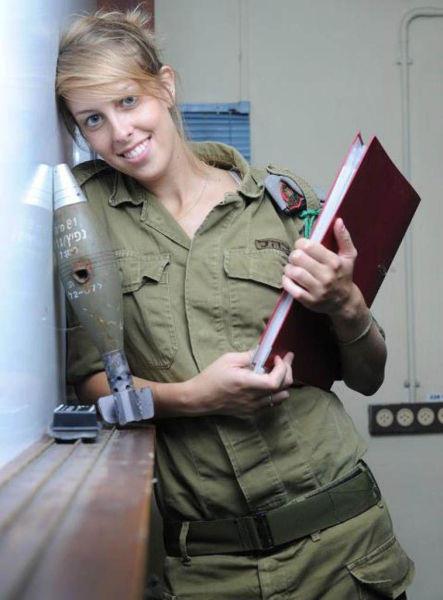 イスラエル軍の女性兵士89
