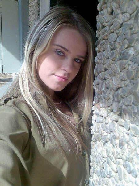 イスラエル軍の女性兵士91