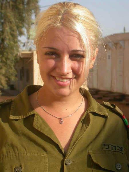 イスラエル軍の女性兵士94