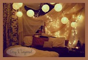 ベッドの照明14