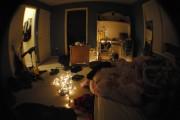 ベッドの照明22