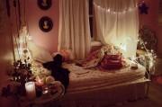 ベッドの照明25
