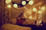 ベッドの照明27