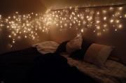 ベッドの照明4