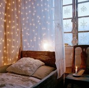 ベッドの照明58