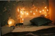 ベッドの照明66
