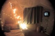 ベッドの照明7