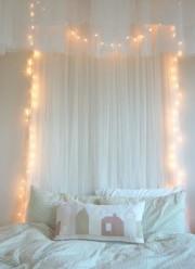 ベッドの照明9