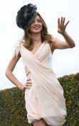 Celebrities Attend The BMW Caulfield Cup