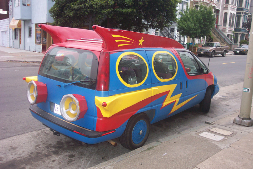 Custom car43
