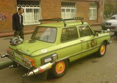 Custom car7