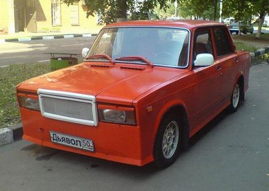 Custom car81
