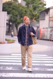 カッコイイお洒落な男性のファッション画像集101