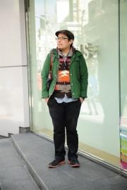 カッコイイお洒落な男性のファッション画像集102
