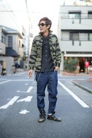 カッコイイお洒落な男性のファッション画像集104