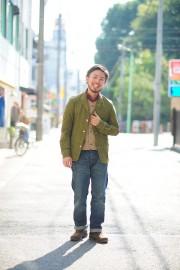 カッコイイお洒落な男性のファッション画像集105