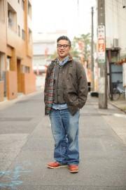カッコイイお洒落な男性のファッション画像集106
