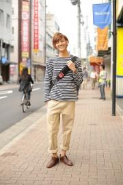 カッコイイお洒落な男性のファッション画像集107