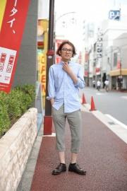 カッコイイお洒落な男性のファッション画像集108