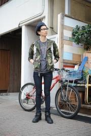 カッコイイお洒落な男性のファッション画像集109