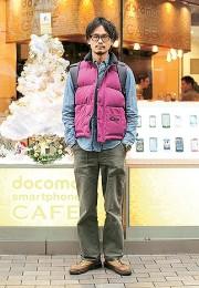 カッコイイお洒落な男性のファッション画像集11