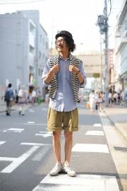 カッコイイお洒落な男性のファッション画像集112