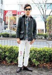 カッコイイお洒落な男性のファッション画像集114
