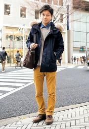 カッコイイお洒落な男性のファッション画像集118