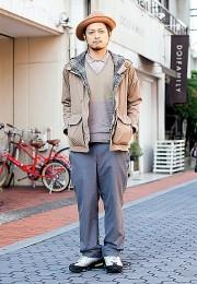 カッコイイお洒落な男性のファッション画像集119