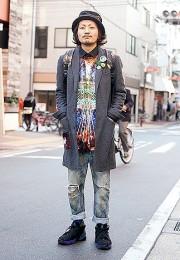 カッコイイお洒落な男性のファッション画像集120