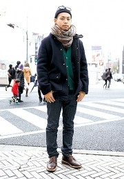 カッコイイお洒落な男性のファッション画像集121