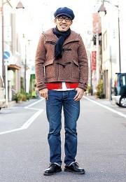 カッコイイお洒落な男性のファッション画像集123