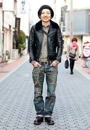 カッコイイお洒落な男性のファッション画像集124