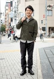 カッコイイお洒落な男性のファッション画像集14