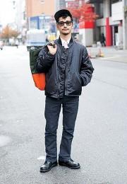カッコイイお洒落な男性のファッション画像集18