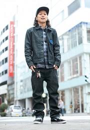 カッコイイお洒落な男性のファッション画像集20