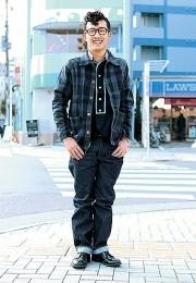 カッコイイお洒落な男性のファッション画像集22